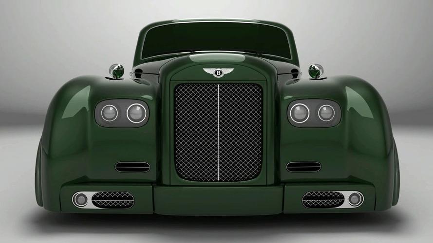 Bentley S3 E Design Concept by the Bentley Boys