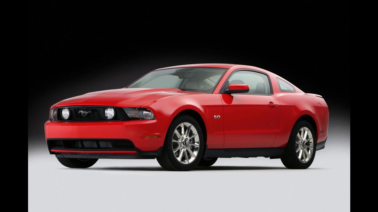 Mustang GT 5.0 V8