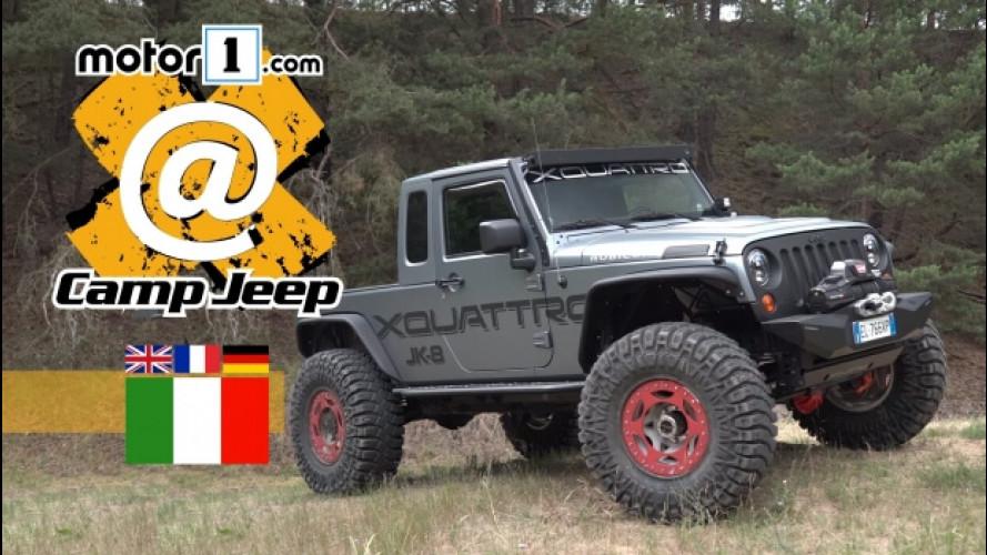 Camp Jeep 2017, Stefano Bennato è Jeeper d'Italia 2017