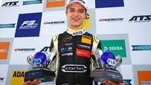 4. Lando Norris, FIA F3