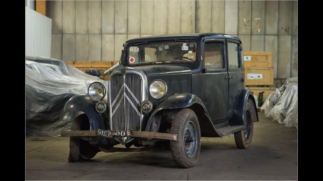 1933 Citroën Rosalie 10 L