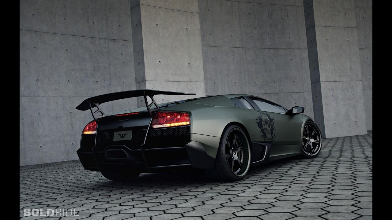Wheelsandmore Lamborghini Murcielago LP720-4