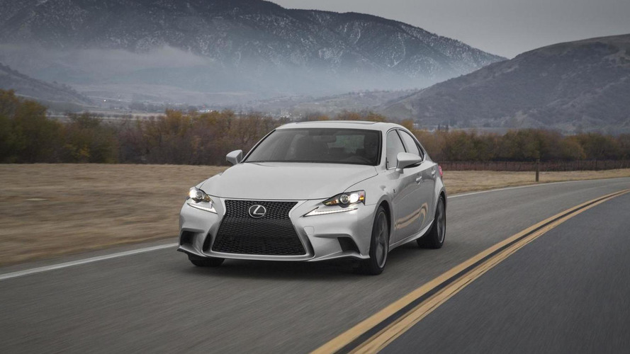 Lexus IS to get a turbocharged 2.0-liter engine - report