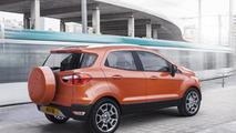 2013 Ford EcoSport (Euro-spec)