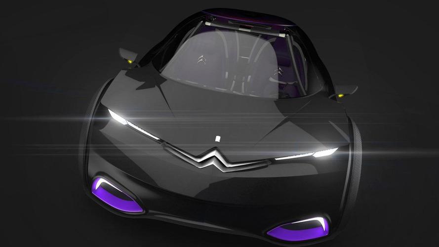 Citroen DS BiRotor Concept envisioned