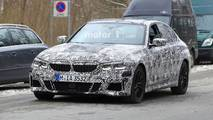 2019 BMW 3 Serisi casus fotoğraflar
