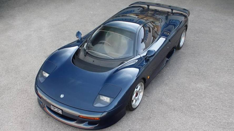 Stand Out With This Extremely Rare V12-Powered Jaguar XJR-15