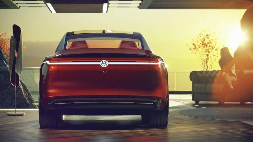 VW I.D. Vizzion tanulmány