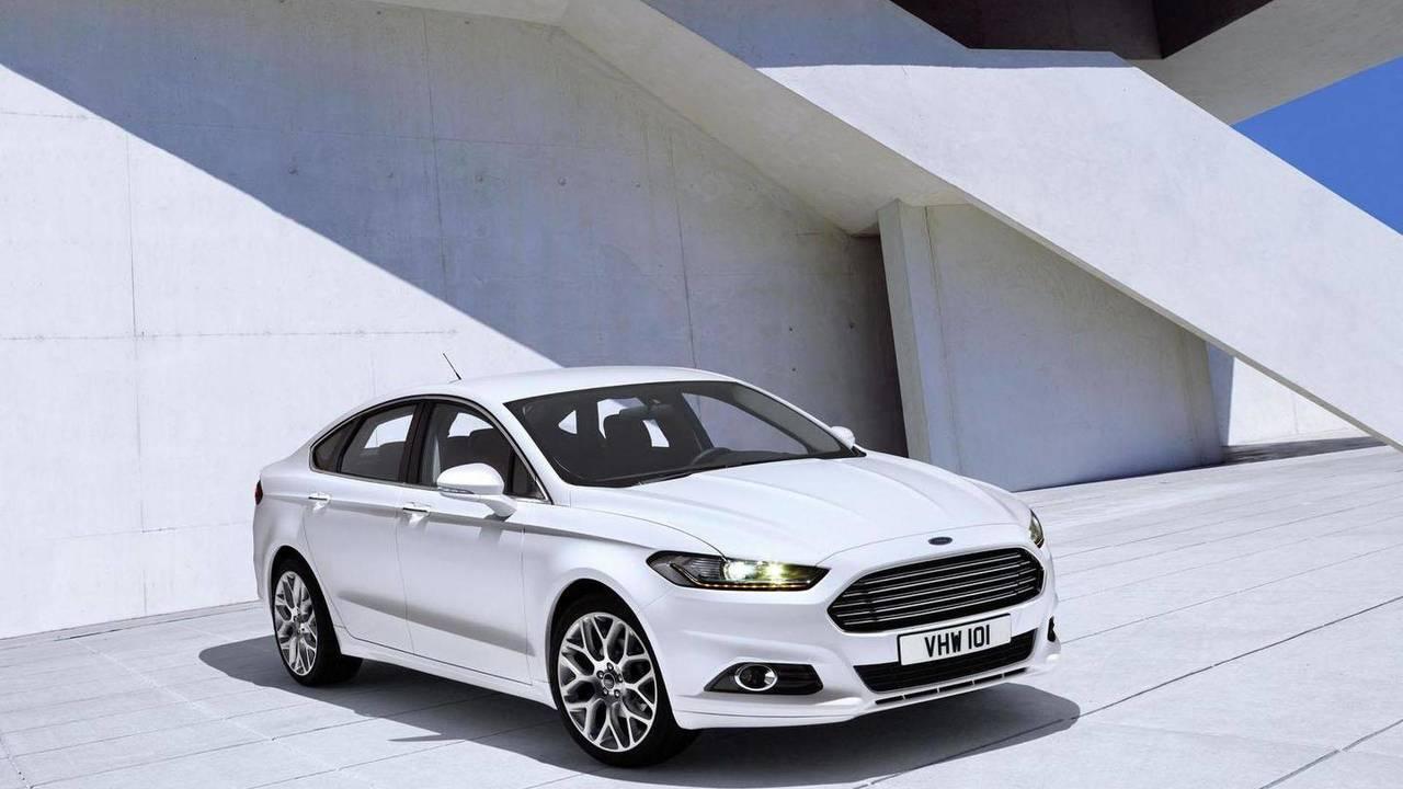 240 CV: Ford Mondeo 2018 (y S-MAX y Galaxy)