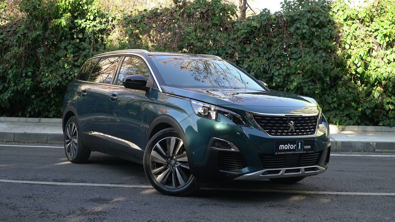 2017 Peugeot 5008 1.6 BlueHDI GT Line | Neden Almalı?