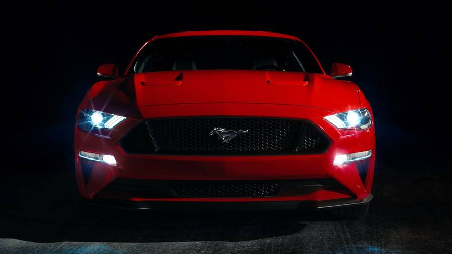Ford Mustang de nova geração terá tração integral e versão elétrica