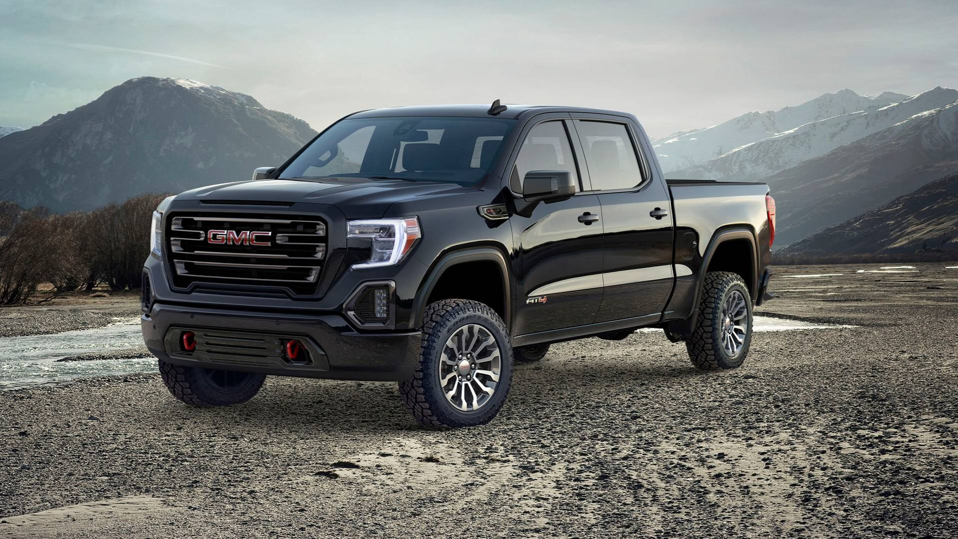 VWVortex 2019 GMC Sierra 1500 AT4 revealed in New York — The