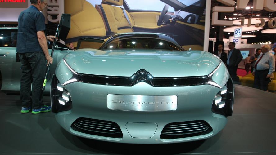Citroën CXperience Concept Paris Motor Show