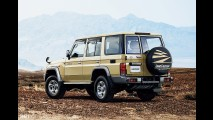 Toyota Land Cruiser 70 Series Limited Edition