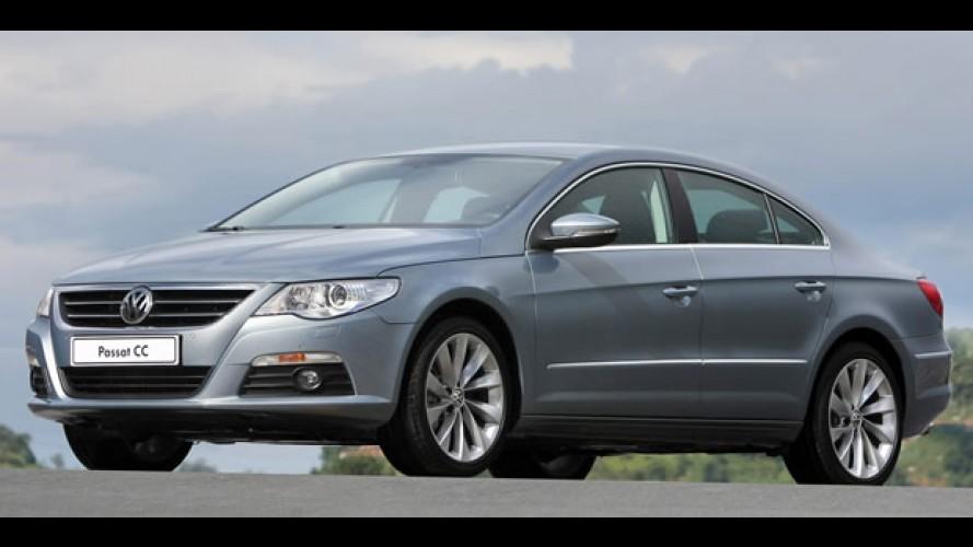 Recall: Volkswagen convoca Eos e Passat CC para atualização do software do sistema de transmissão