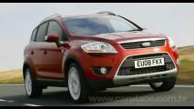 Ford lançará o utilitário Kuga em breve na Argentina - Será que chega ao Brasil?