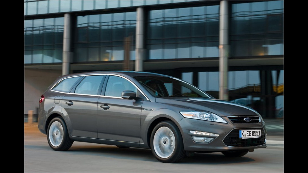 Ford Mondeo Turnier 1.6 TDCi ECOnetic