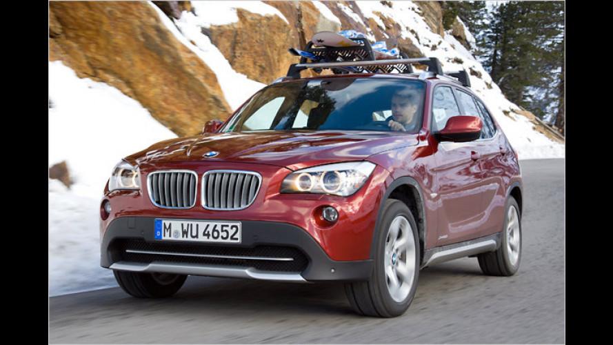 Endlich Turbobenziner mit vier Zylindern von BMW
