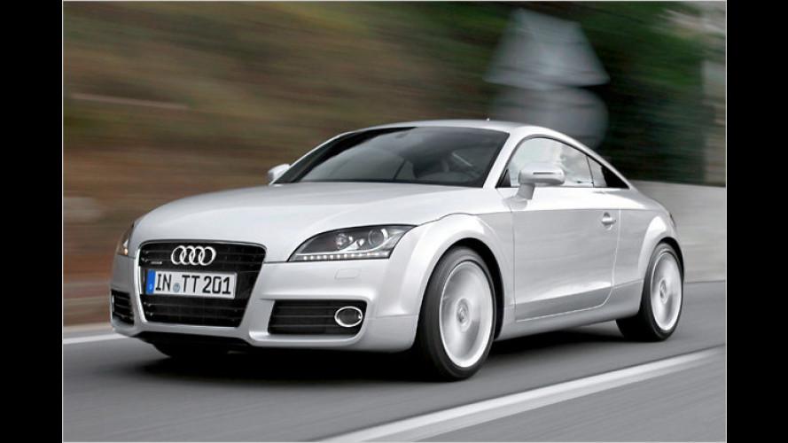 An Bewährtem festhalten: Gelifteter Audi TT im Test