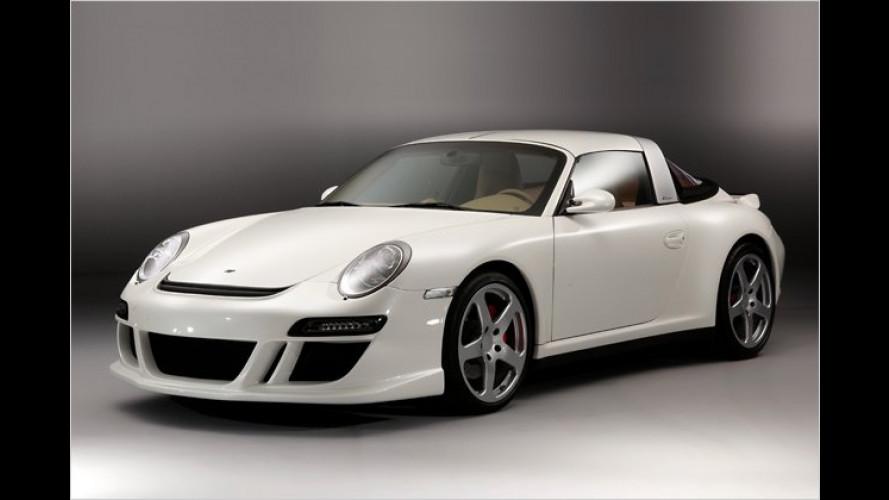 Wie 1967: Ruf Roadster erinnert an Porsche 911 Targa