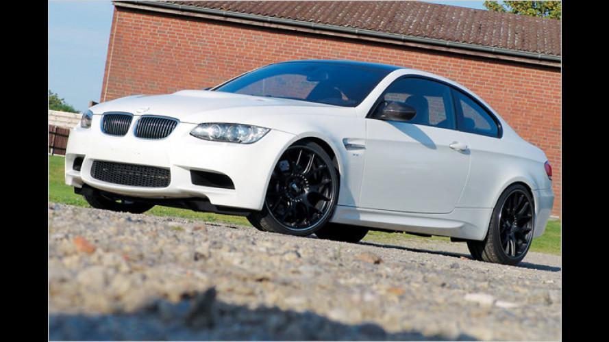 655 PS im BMW M3: Manhart Racing lässt es krachen