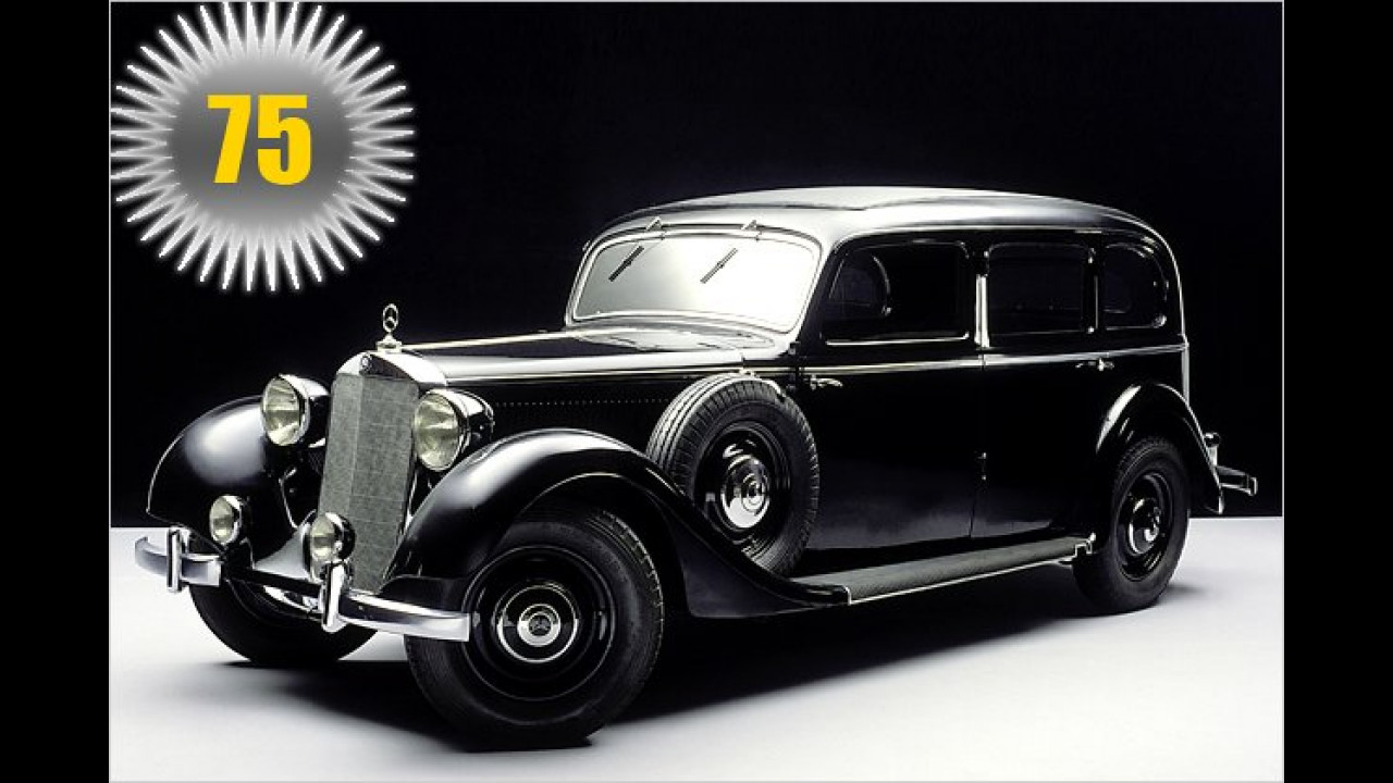75 Jahre Diesel-Pkw