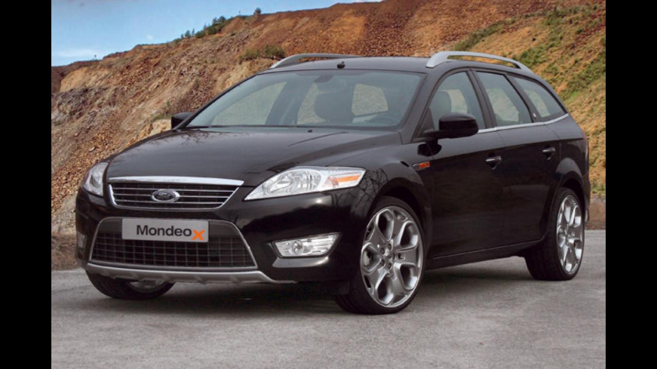 Ford Mondeo Fun