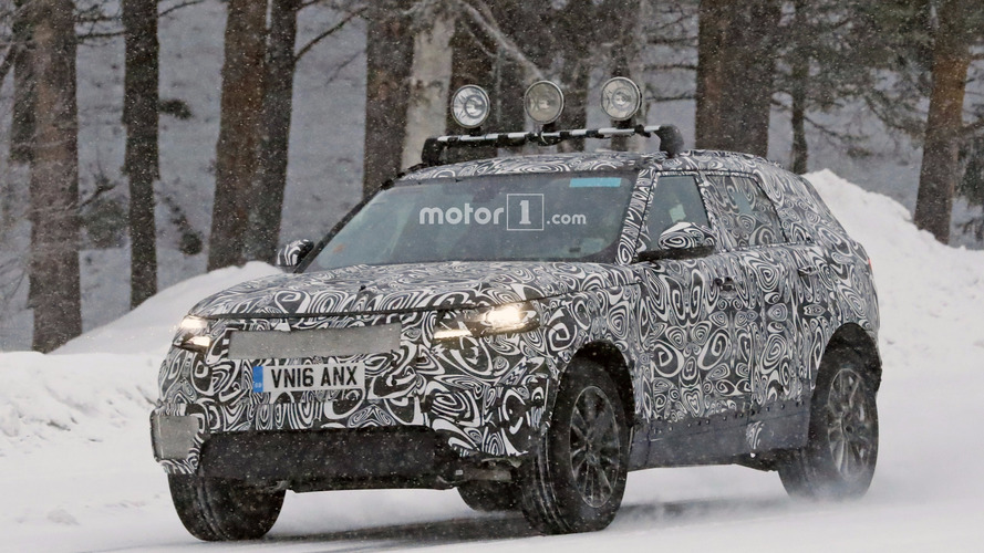 Range Rover Sport Coupé - Toujours aussi bien camouflé