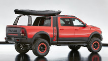 Ram Macho Power Wagon concept