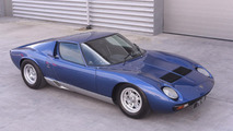 Lamborghini Miura originally owned by Rod Stewart