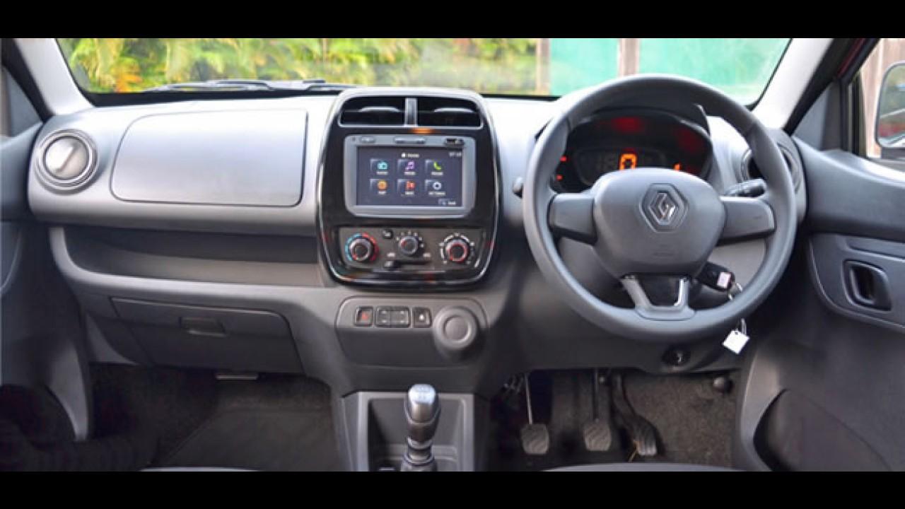 Futuro nacional, popular Renault Kwid é flagrado em testes na Europa