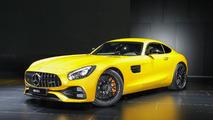 2018 Mercedes-AMG GT C: Detroit 2017