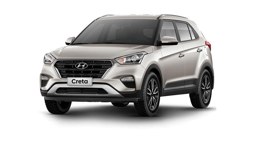 Hyundai Creta tem seus detalhes revelados por site exclusivo