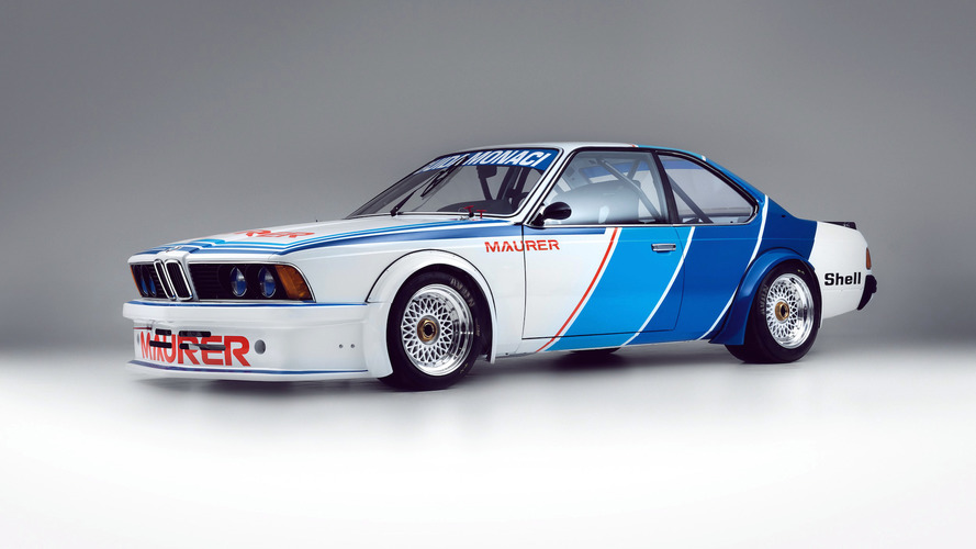 BMW 635CSi Group 2 tribute will bring out the racer in you