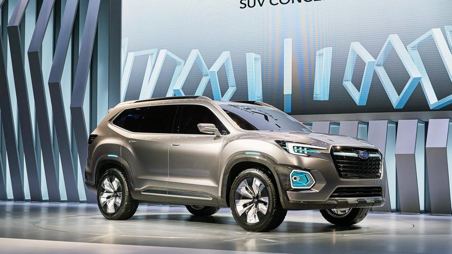 Egy éven belül piacra kerül a Subaru első hibrid modellje