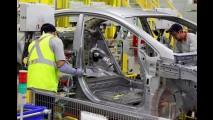 Kia inicia produção em mega fábrica no México; unidade também irá abastecer o Brasil