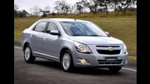 Chevrolet anuncia taxa zero para toda linha até o fim de fevereiro
