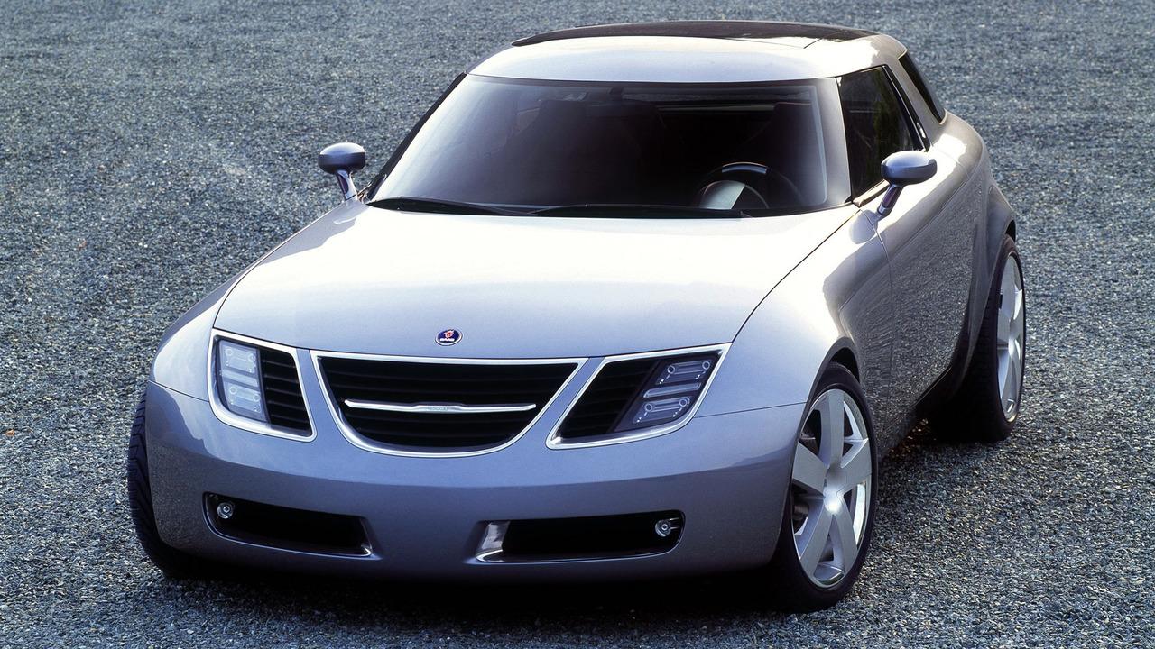 2001 Saab 9X concept
