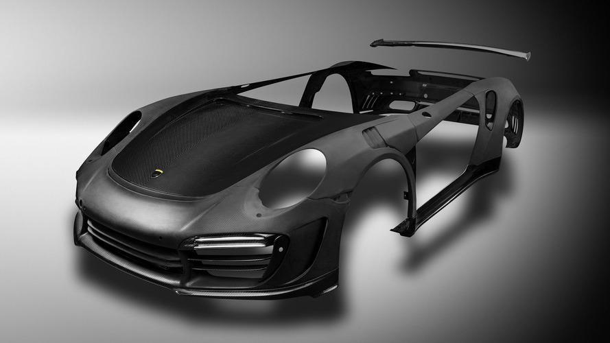Vous pouvez désormais habiller votre Porsche 911 de carbone