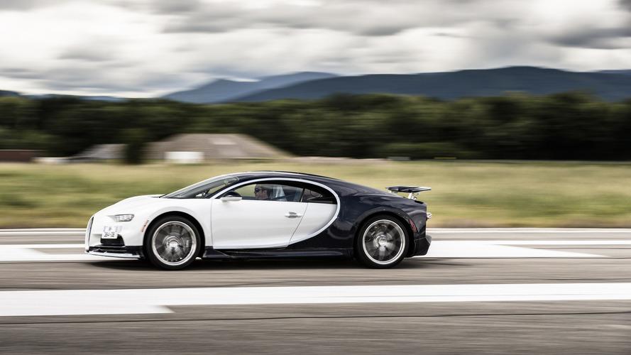 Bugatti en route vers l'électrification