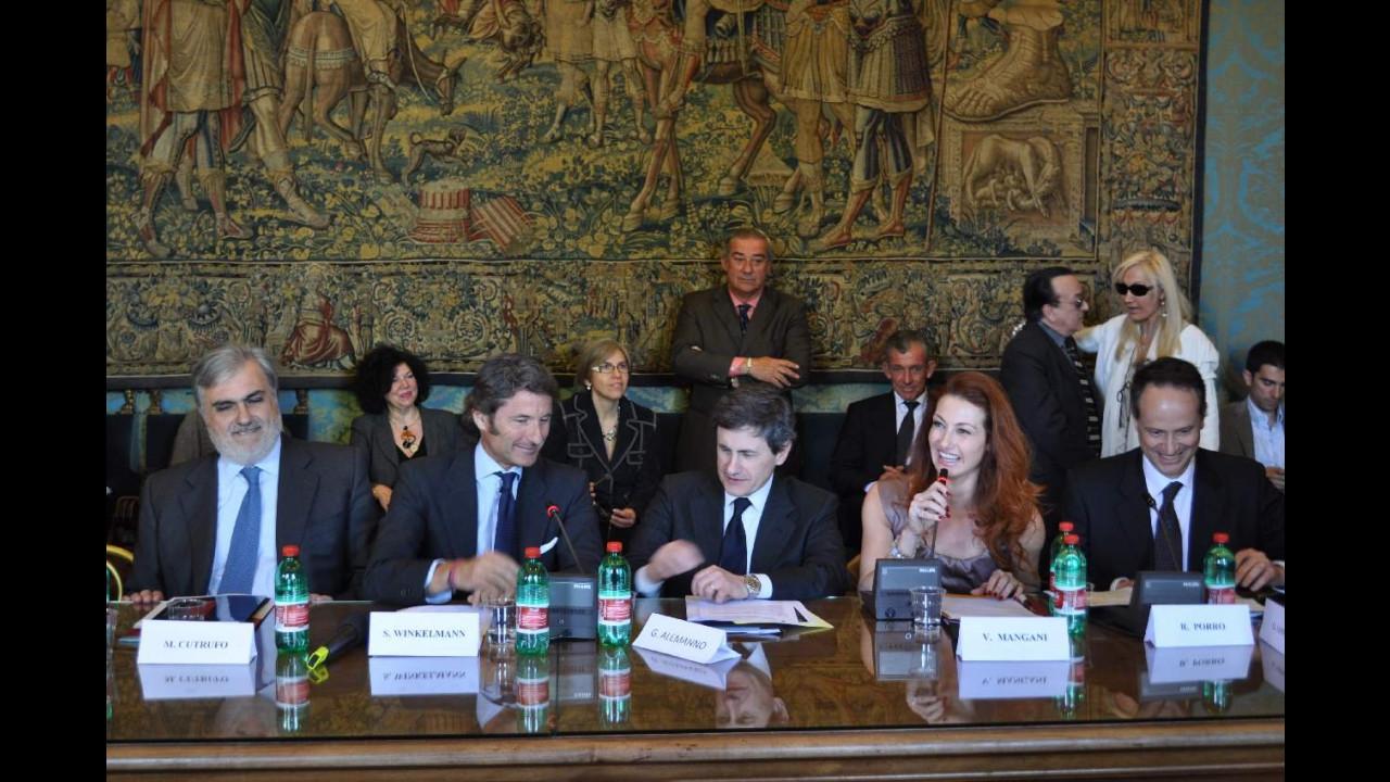 Roma Capitale celebrerà la storia della Lamborghini Automobili