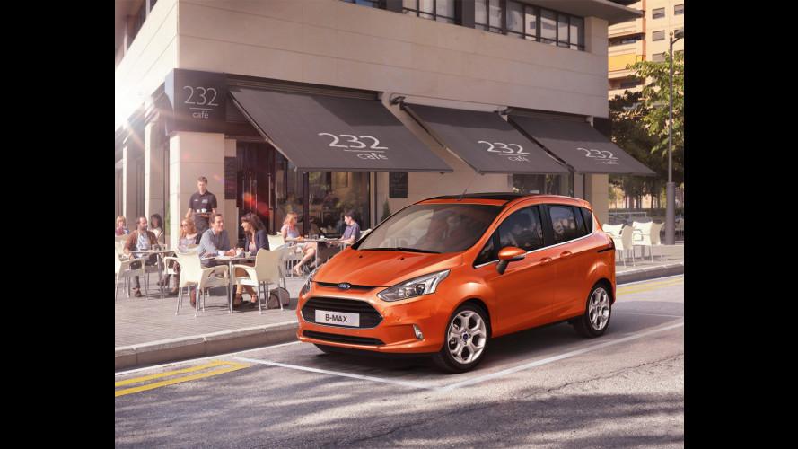 Ford B-Max, spazio all'innovazione