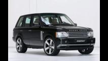 Range Rover e Freelander by Startech