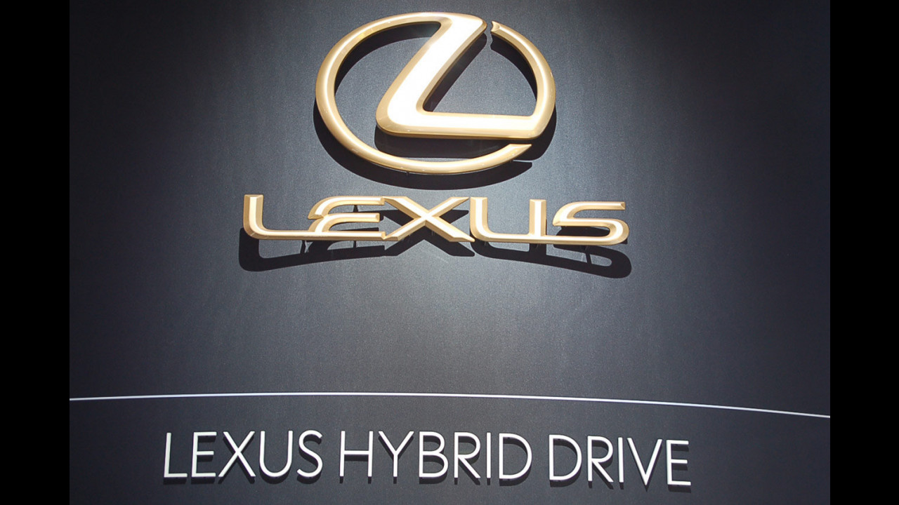 Lexus LF-Ch al Salone di Francoforte 2009