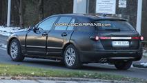 2011 BMW 5 Series Touring Spy Photo