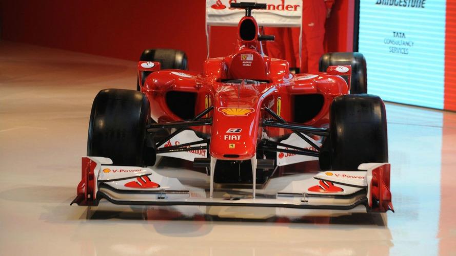 Rumour - Ferrari working on 'B' version of new F10