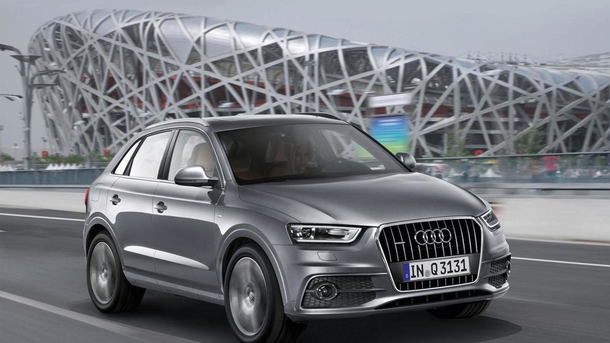 Audi Q3 headed to the U.S. - report