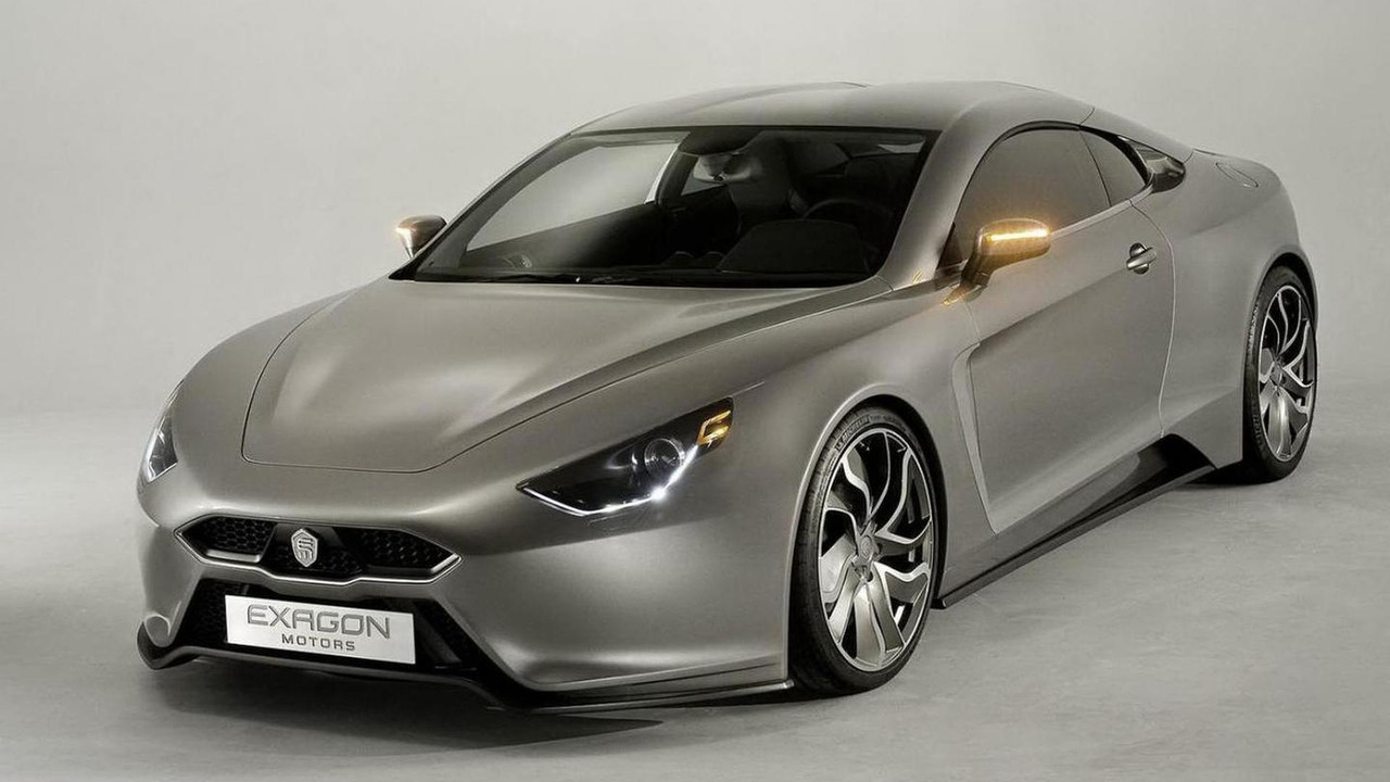 Exagon Motors Furtive-eGT