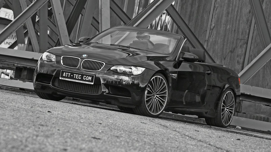 Thunderstorm M3 with up to 500hp Presented by ATT