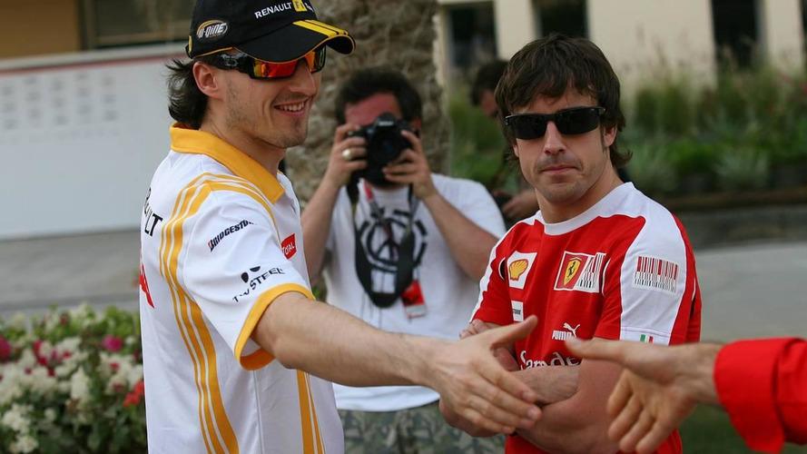 Kubica inks Ferrari 'option' for 2011 - report